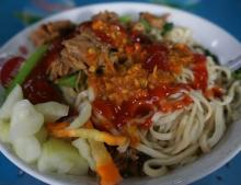 Mie Ayam Bandung Kridosono